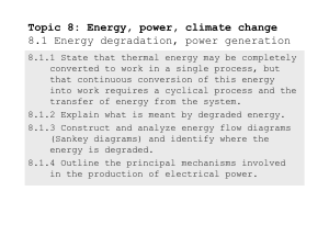 Topic 8_1__Energy degradation and power generation
