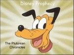 Disney Prophecy