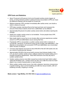CPR Facts and Statistics