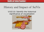 History and Impact of Sci. Vis. - sylvesterngoma1