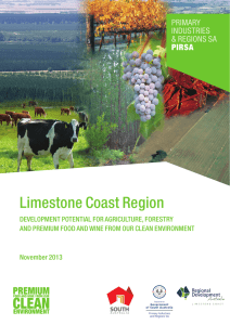 Limestone Coast Region