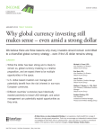 Why global currency investing still makes sense