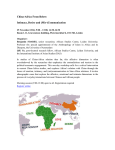 China-Africa Workshop program_revised final