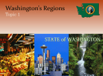 Regions of Washington PPT