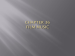CHAPTER 38 FILM MUSIC