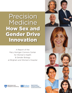 Precision Medicine - The Boston Foundation