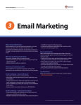 3 Email Marketing