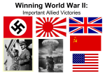 Winning World War II
