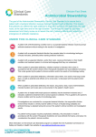 Clinician fact sheet - Australian Commission on Safety and Quality in