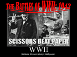 The Battles of WWII: 1942