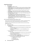 Chapter 18 Section 3 Notes A-2 Terms and People insurrection – a