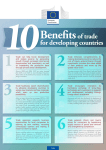 10 key benefits of Trade for Developing countries