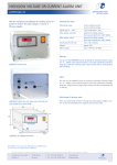 HIGH/LOW VOLTAGE OR CURRENT ALARM UNIT