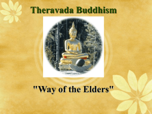 Theravada Buddhism