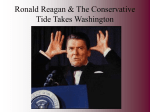 Reagan and the conservatives 25.1