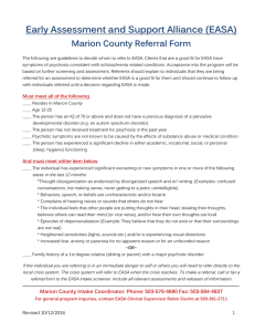 Referral Form - Marion County Oregon