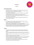 Phenylketonuria Fact Sheet About Phenylketonuria (PKU