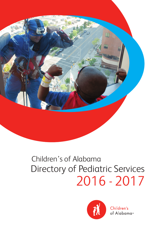 Directory of Pediatric Services