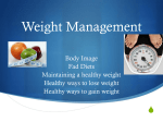 Weight Management - mspriorhealthpe