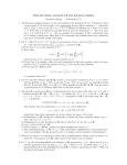 Math 670 HW #2