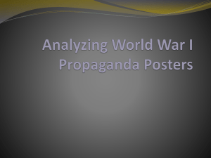 analyzing propaganda
