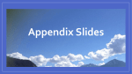 Appendix Slides - Teach Engineering