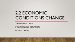 Ch 2.2 GB economic conditions change