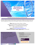 Biomedical Data Science Day - Robert H. Lurie Comprehensive