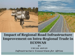 Impact of Regional Road Infrastructure Improvement