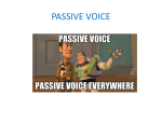 PASSIVE VOICE - WordPress.com