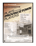 Plays from the Provincetown Players Resource