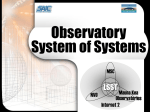 Systems of Systems Observatory