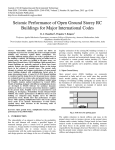Seismic Performance of Open Ground Storey RC