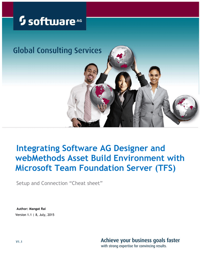 Integrating Software AG Designer and