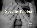 What is Specific Phobia