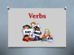 Verbs - WordPress.com