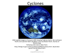 Cyclones - funtastic physics