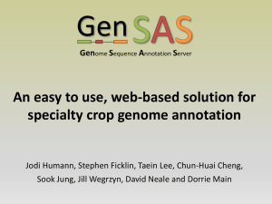 An easy-to-use, web-based DNA annotation platform