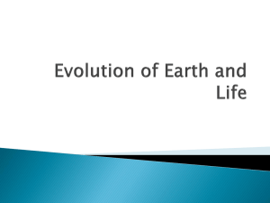 Evolution of Life and Mass Extinctions