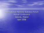 Uses/Misuses of Marine Transportation Statistics