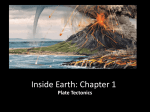 Inside Earth: Chapter 1