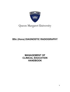 BSc Clinical Management Handbook