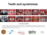 Teeth and syndromes