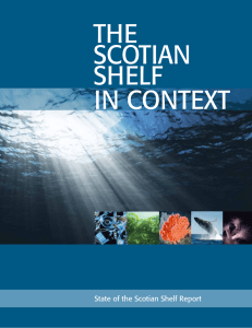 Scotian Shelf in Context