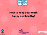 How to keep your teeth healthy - e-Bug
