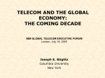 telecom and the global economy