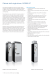 ABB industrial drives - ACS880, single drives