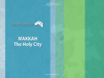 MAKKAH The Holy City