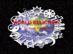 Unit 9 World Religions