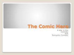 The Comic Hero - ashleighdavis